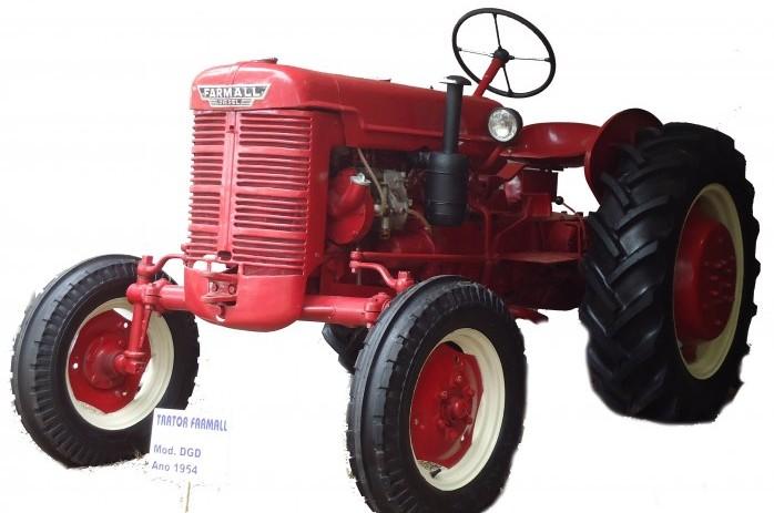 Farmall DGD 1954